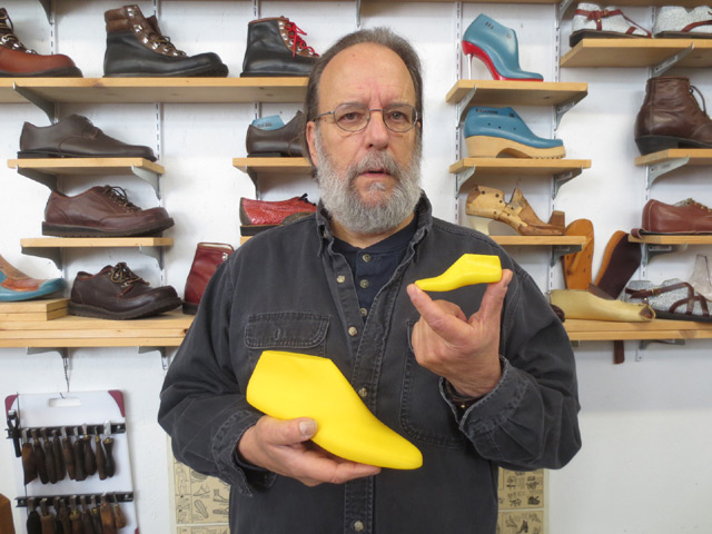 Custom Made Shoe Lasts and Shoes